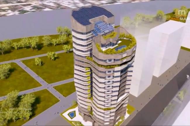 4 أبراج سكنية في ماروتا سيتي تدفع رسوم نقابة المهندسين تمهيداً للحصول على رخصة البناء