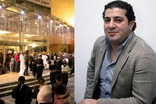 بلال النعال يدخل استثمار جديد في المولات عبر شرائه حصة كبيرة في الدامسكينو مول