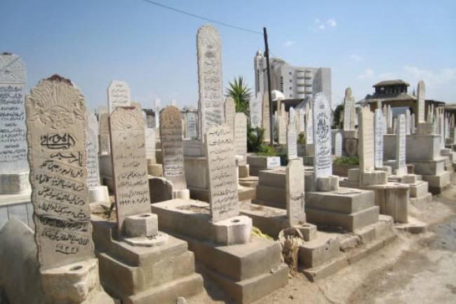 يحدث في دمشق .. سعر القبر في الدحداح يبدأ بـ4 ملايين ليرة وقد يصل لـ7 ملايين