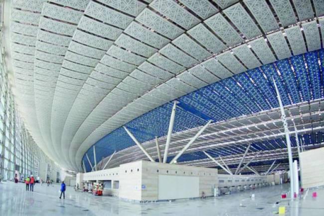 روسيا تعرض توسعة مطار دمشق الدولي لاستقبال 15 مليون مسافر سنوياً