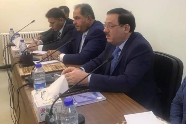وزير المالية قانون البيوع العقارية جاهز للإصدار وسيليه قانون الضرائب الجديد