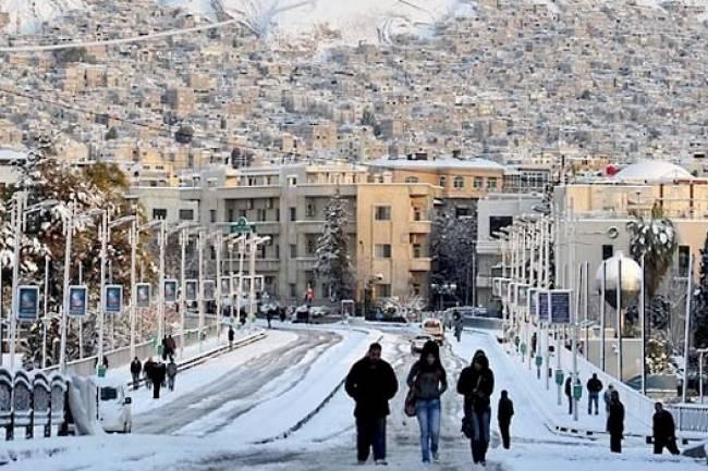بدءاً من الغد .. عاصفة مطرية ثلجية قوية تؤثر على سورية لعدة أيام
