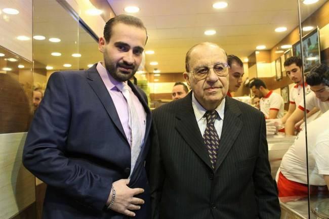 أحمد موفق بكداش يؤسس شركة للمقاولات والتعهدات بريف دمشق