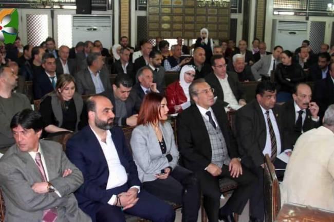 تقرير لجنة الموازنة ومشكلة بطء الإنترنت ترفعان سخونة مجلس محافظة دمشق
