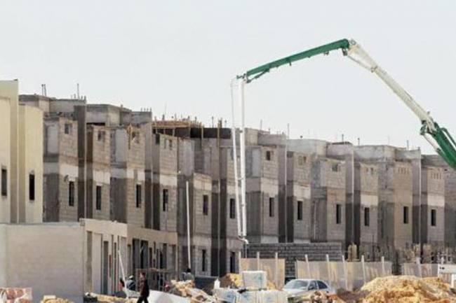مقاولو ريف دمشق : البطاقة الذكية تتسبب بوقف مشاريع البناء