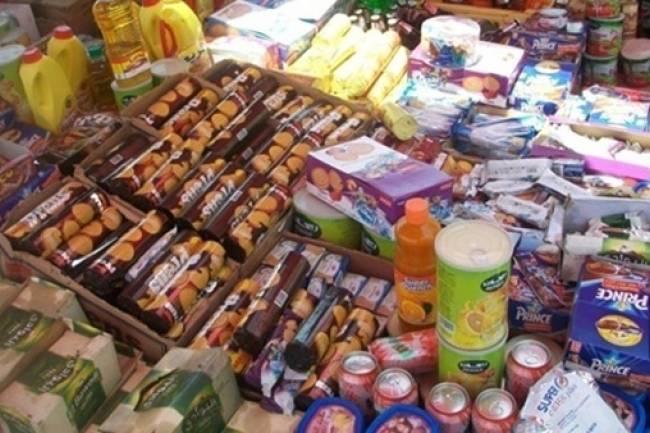 ضبط معامل أغذية ومنظفات في عدرا الصناعية تستخدم مواد مخالفة  ومنتهية الصلاحية