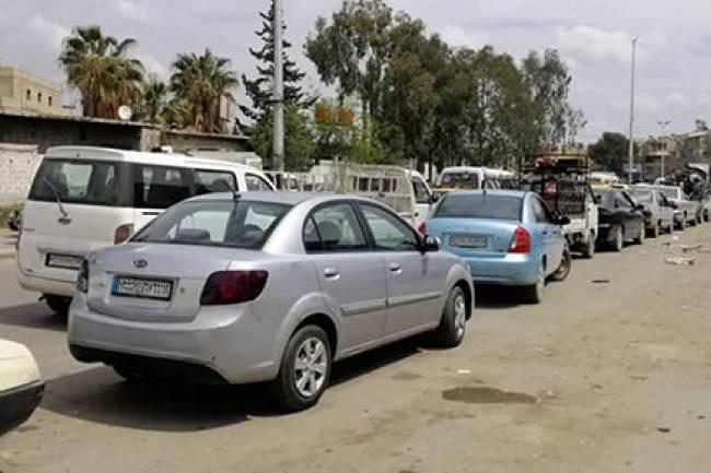 محطات وقود: خفض مخصصات البنزين إلى 20 لتراً كل يومين