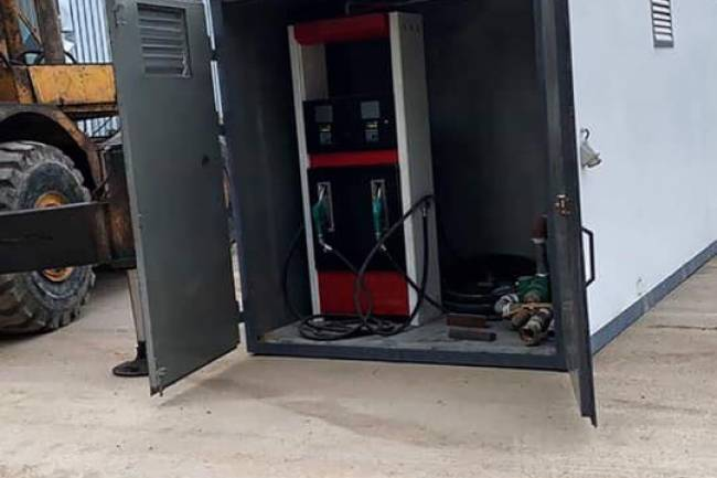 محطتي وقود  جديدتين بدمشق تبيعان بنزين أوكتان عالي بسعر 600 ليرة لليتر