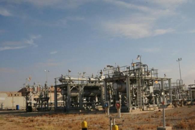 معمل غاز كبير في سورية يبدأ الإنتاج قريباً