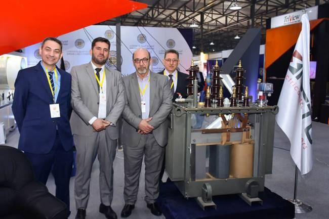 الوطنية لصناعة المحولات الكهربائية والسورية للكابلات تشاركان في معرض حلب الدولي بأحدث المنتجات