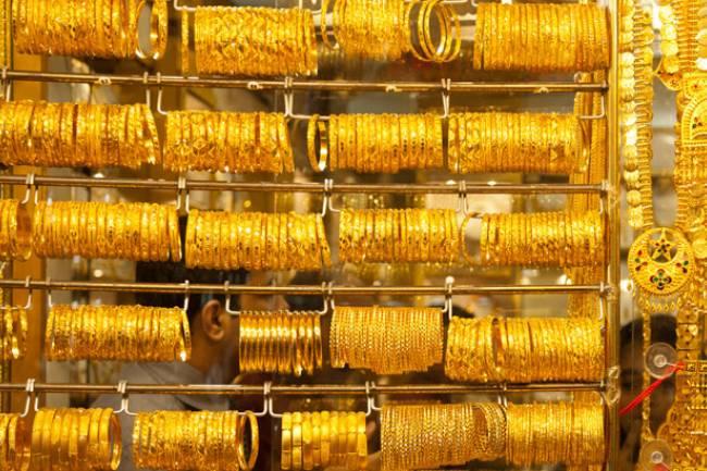 غرام الذهب يرتفع 300 ليرة اليوم مع ارتفاع الأونصة عالمياً