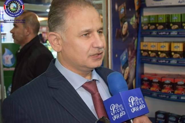 انتخاب محمد أكرم الحلاق امينا لسر غرفة صناعة دمشق وريفها