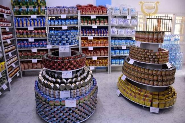 مجلس الوزراء : 25% من المستوردات الممولة ستسلم للسورية للتجارة لتباع بسعر مدعوم