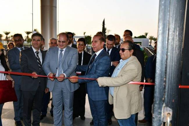 انطلاق فعاليات مجموعة معارض متخصصة بأهم القطاعات في سوريا..