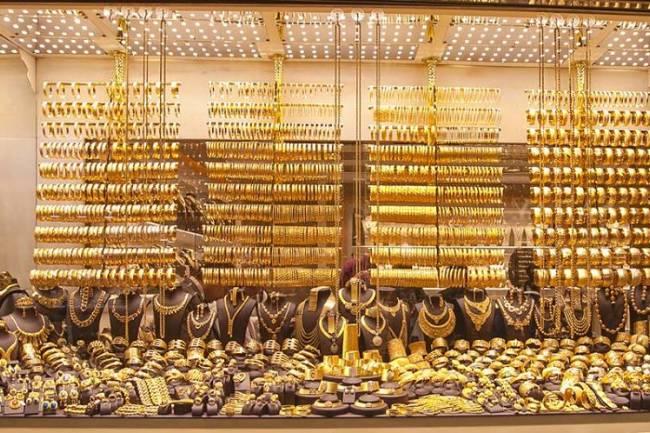 انخفاض أسعار الذهب اليوم في سورية