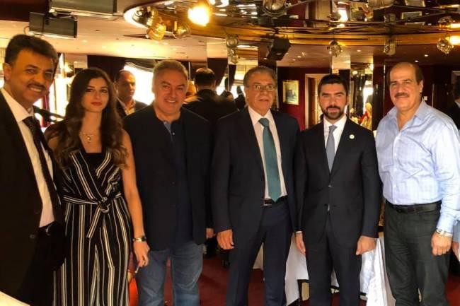 بينهم حمشو والعطار .. 5 أعضاء جدد في مجلس إدارة غرفة التجارة الدولية في سورية