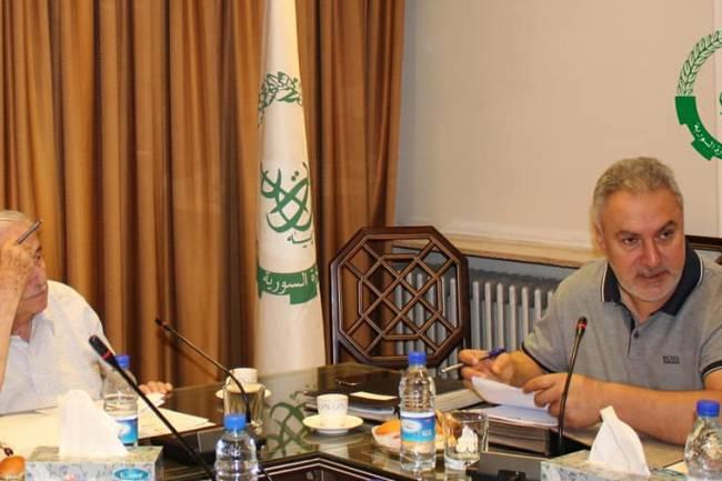 اتحاد غرف التجارة السورية يطلق مباردة لدعم سعر صرف الليرة