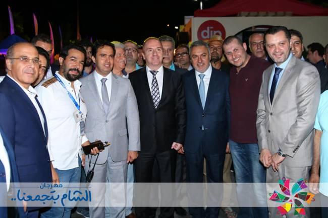 مهرجان الشام بيجمعنا ينطلق بـ27 فعالية منها سوق البيع وشارع الأكل