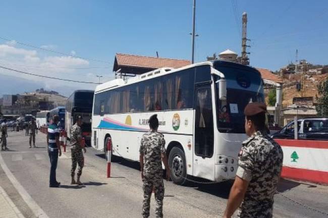 مسؤول لبناني: يجب حل موضوع النقل البري مع سورية لإنعاش اقتصادنا
