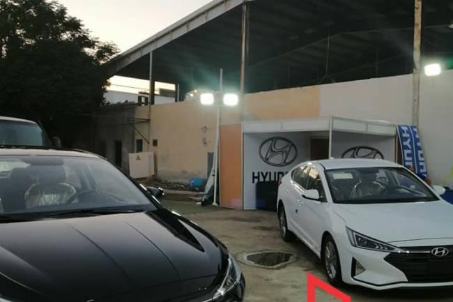شركة زينة التجارية تطرح سيارة هيونداي النترا المجمعة محلياً في الأسواق وهذا سعرها