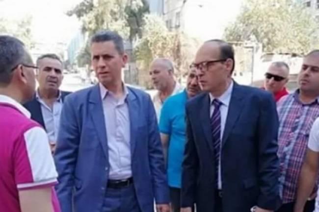وفد من محافظة دمشق يبحث إجراءات عودة أهالي التضامن .. جزائرلي : تحديد أول منطقة سيعود أهلها إليها