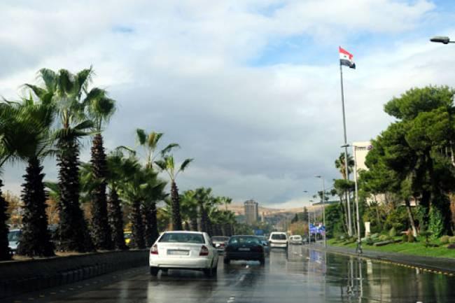 أول منخفض خريفي يؤثر على سورية غداً ودرجات الحرارة تهبط للعشرينيات