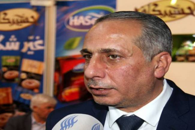 قلعه جي : أكثر من 100 شركة صناعية ستشارك في معرض بغداد الدولي مطلع الشهر المقبل
