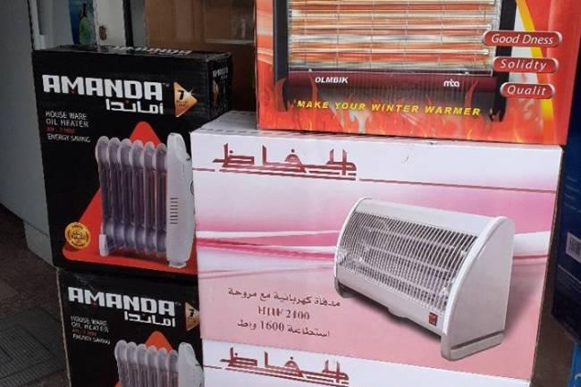 تعرفوا على الأسعار الجديدة للمدافئ الكهربائية بأسواق دمشق
