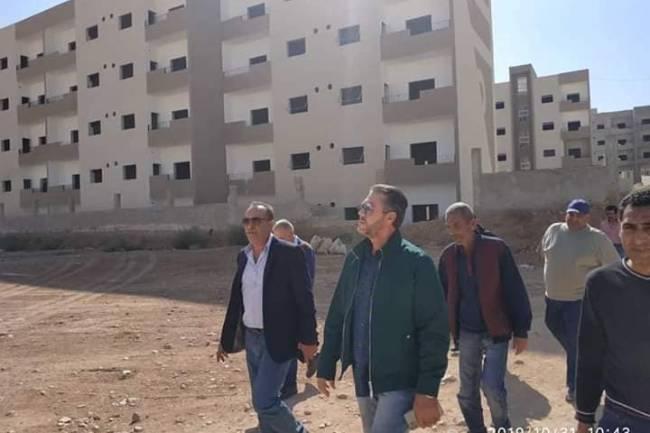 وزير الإسكان: خطة لتشييد 100 ألف وحدة سكنية.. وتسديد الاقساط يصل لـ25 عاماً