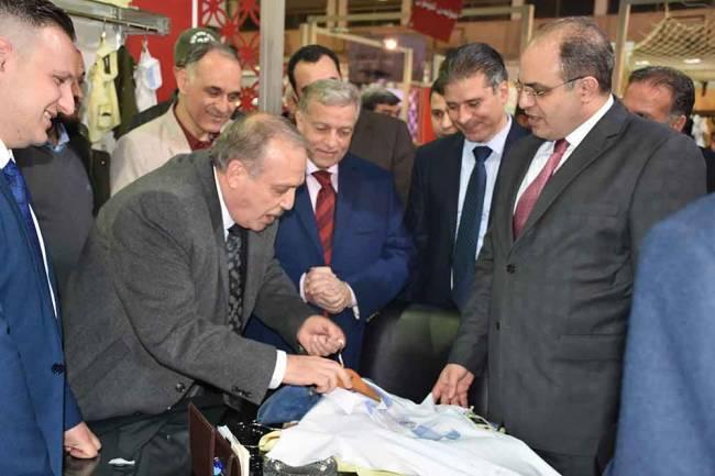 إطلاق التحضيرات لإقامة معرض صنع في سورية للألبسة مطلع العام المقبل