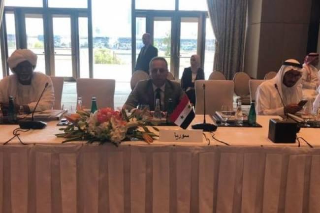 رحال: دمشق تستضيف اجتماعات اتحاد غرف التجارة العربية العام المقبل