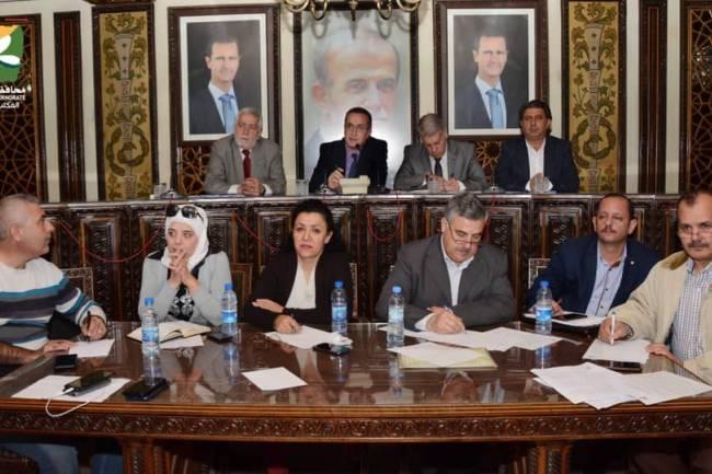مجلس محافظة دمشق يوصي باستثمار المدارس الحكومية بعد انتهاء الدوام