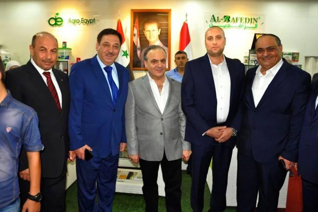 هيئة الاستثمار تشمّل مشروع لإنتاج الأسمدة الفوسفاتية يعود للمستثمر هادي الإبراهيم