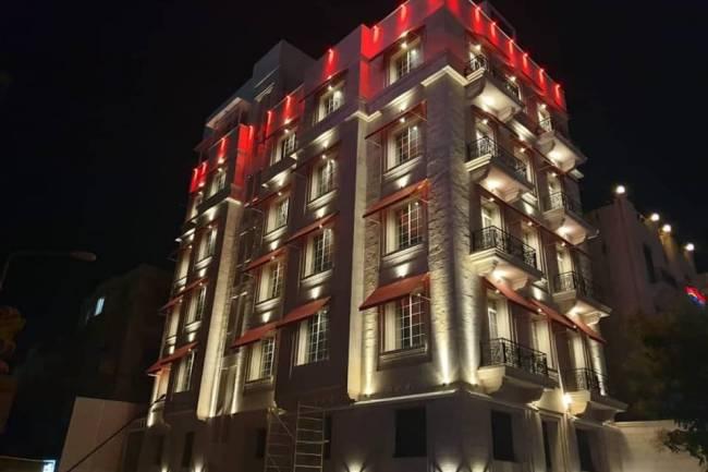 بالصور : افتتاح فندق جوليا دومنا بدمشق