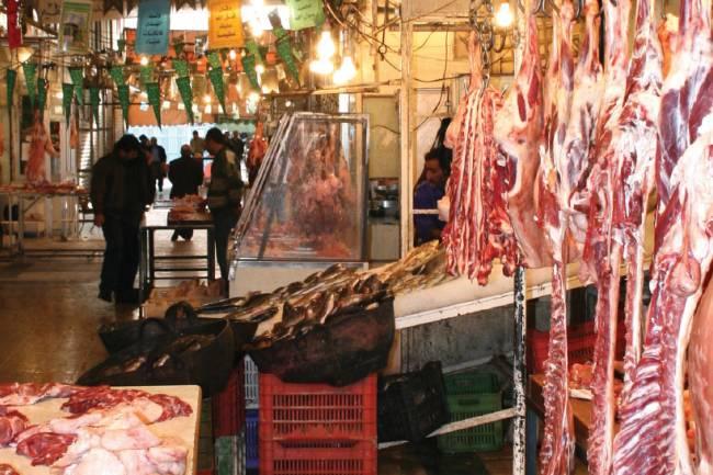سعر لحم الخروف يسجل رقم قياسي .. كيلو الهبرة يصل لـ10آلاف ليرة .. وجمعية اللحامين توضح الأسباب
