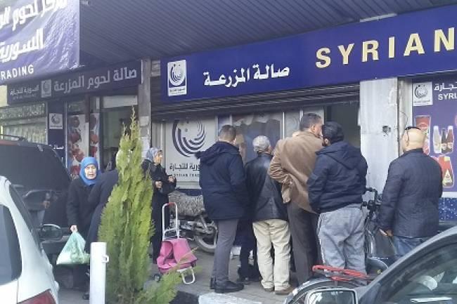 السورية للتجارة بدمشق تحصر مخصصات السكر بـ3 كغ شهرياً للأسرة وتوضح سبب شح زيت القلي