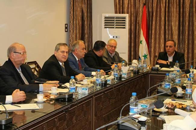 لجنة التصدير باتحاد غرف التجارة : حركة التبادل التجاري بين سورية والعراق تقفز 35%