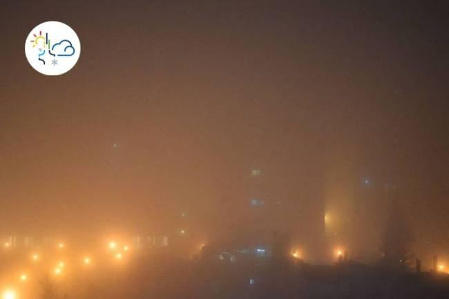 لأول مرة منذ 20 عام ..ضباب إشعاعي في سماء دمشق .. تعرفوا على سبب تشكله وما هي الرائحة التي رافقته