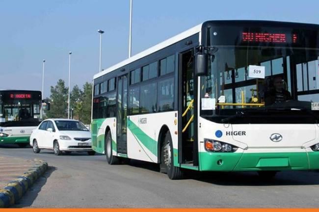 محافظة دمشق: إحداث 4 خطوط جديدة للباصات بدمشق
