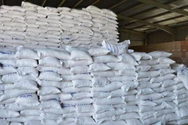 طريف الأخرس : بدأنا منذ أيام بتوزيع السكر في الأسواق بسعر 480 ليرة للكيلو