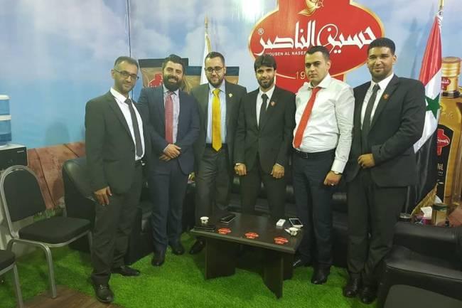 أبناء حسين الناصر يؤسسون شركة جديدة للمواد الغذائية