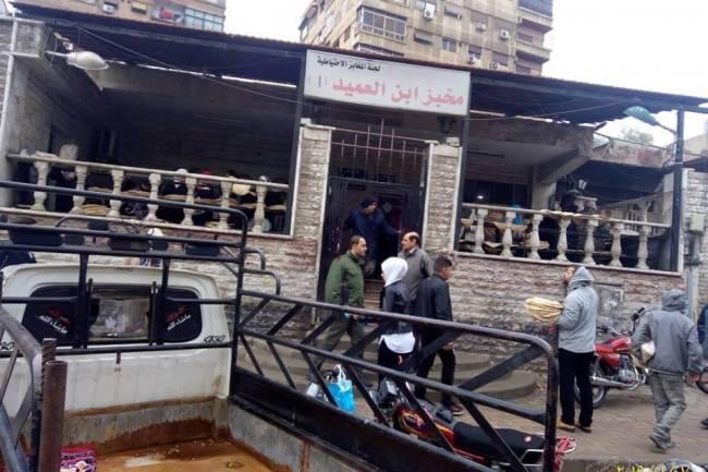 مدير المخابز : بدء بيع الخبز في أفران دمشق وريفها عبر البطاقة الذكية