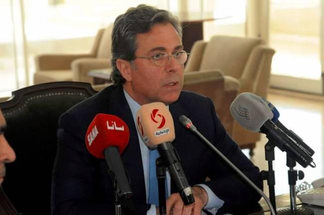 أديب ميالة يؤسس شركة جديدة في دمشق