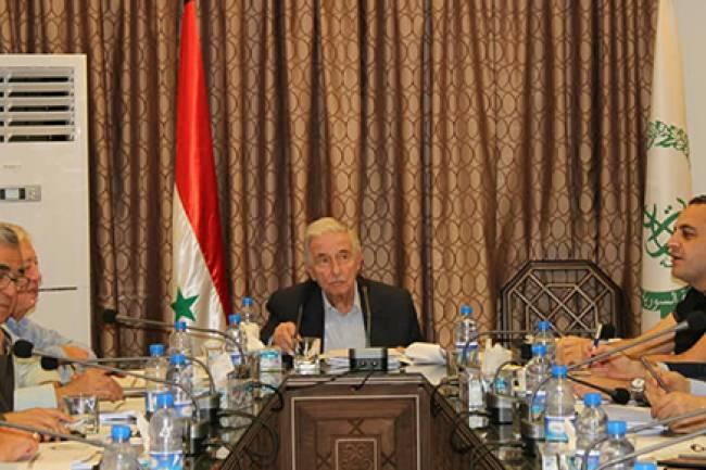 اتحاد غرف التجارة السورية : إجراءات الحكومة في ضبط الأسعار غير مجدية وندعو  إلى إشراك الاتحادات الاقتصادية للوصول لصيغة مرضية