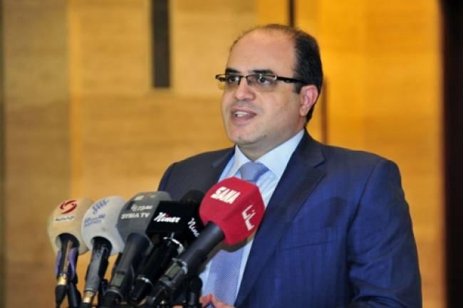 وزير الاقتصاد ينفي حصر الاستيراد بأشخاص محددين.. والمتة يستوردها 7 أشخاص