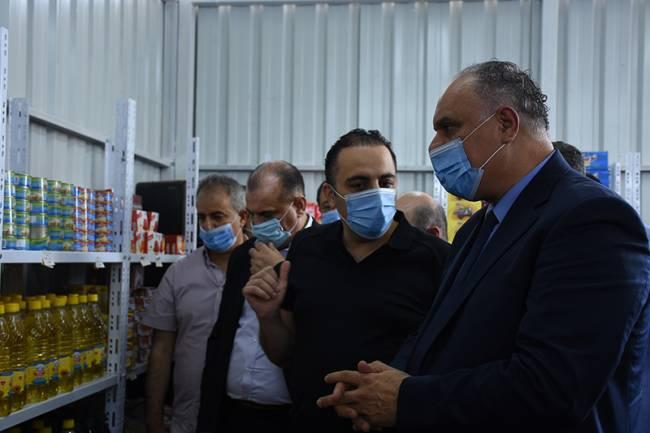 """غرفة تجارة دمشق تطلق مبادرة """"مكملين سوا"""" لبيع مستلزمات المواطنين بسعر الكلفة"""