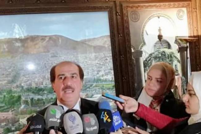 عزقول :  12 مرشحاً لمجلس إدارة غرفة تجارة دمشق حتى الآن