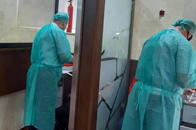 هيئة المخابر: إغلاق الحجوزات لأسبوع لدى أول مخبر خاص بدمشق يجري تحاليل كورونا