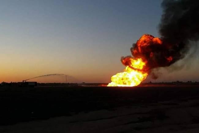 الكهرباء تعود تدريجياً بدءاً من دمشق بعد ساعات من انفجار خط الغاز العربي
