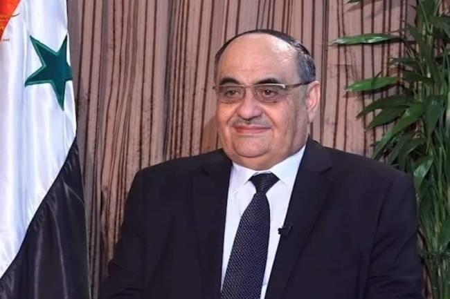 وفاة وزير الزراعة السابق احمد القادري بفيروس كورونا